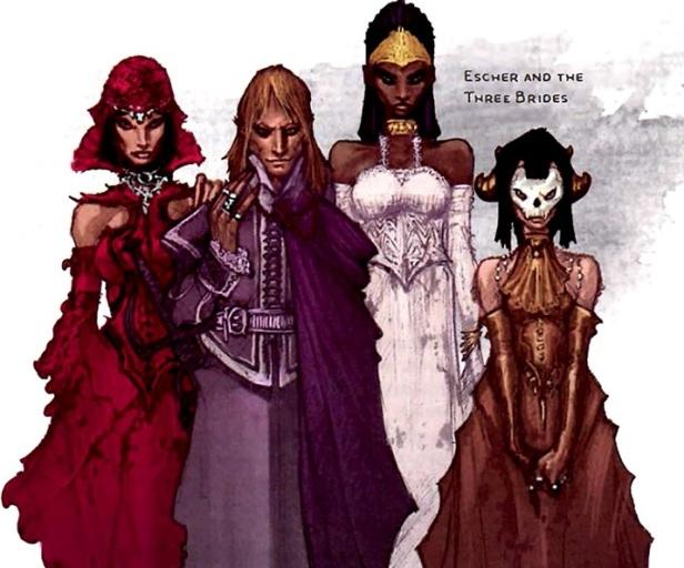 Shadows of the Vampire - 3 Bride compare